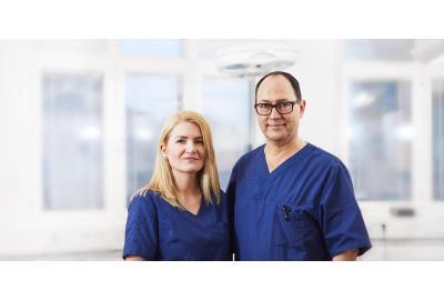 Hudlege Johan Heilborn om samarbeidet med Swiss Clinic: