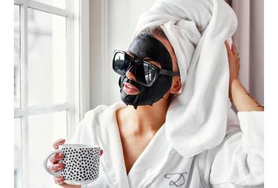 Pigga upp huden med en mask!